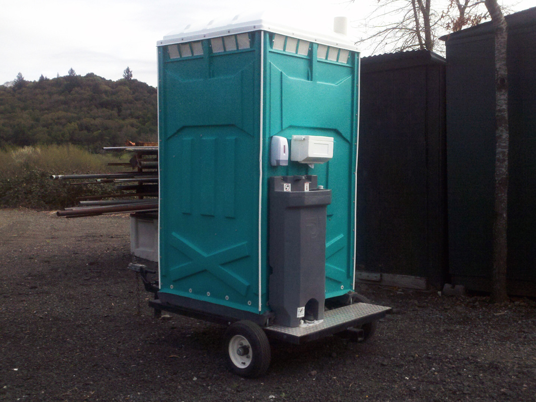 Local portable toilet restroom trailer rental in novato ca for Porta johns for rent